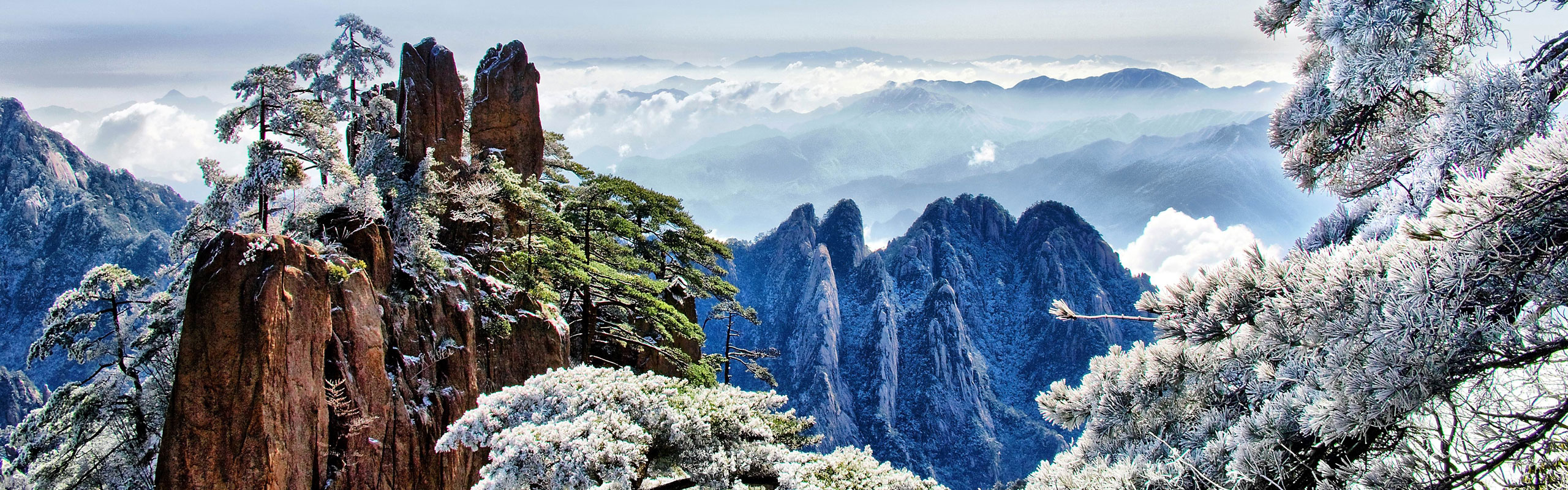 2 Days Essential Huangshan Weekend Tour