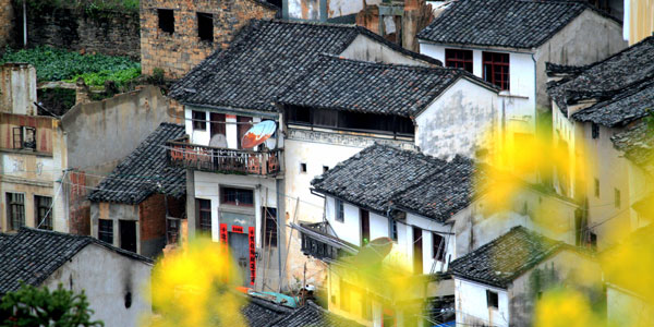Nanping Ancient Village