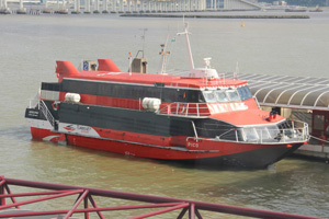 Macau – Hong Kong Ferry