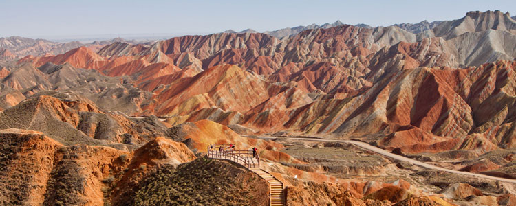 Danxia National Geological Park