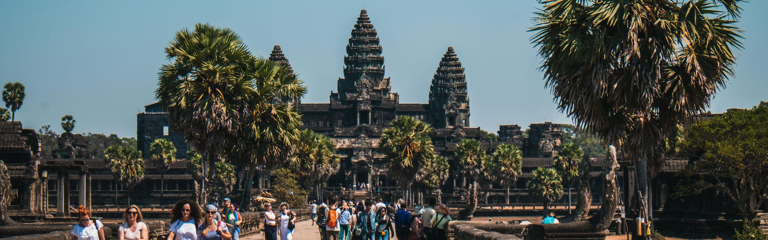 15-DayIndochina Highlights: Cambodia, Vietnam and Laos Tour