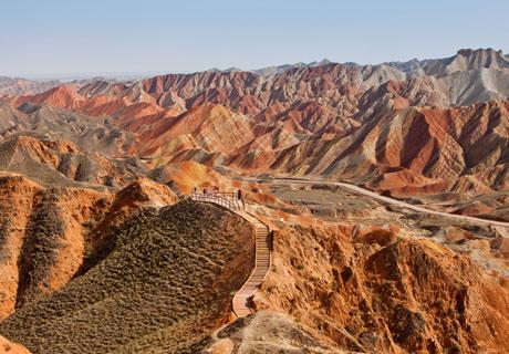 Danxia Geological Park