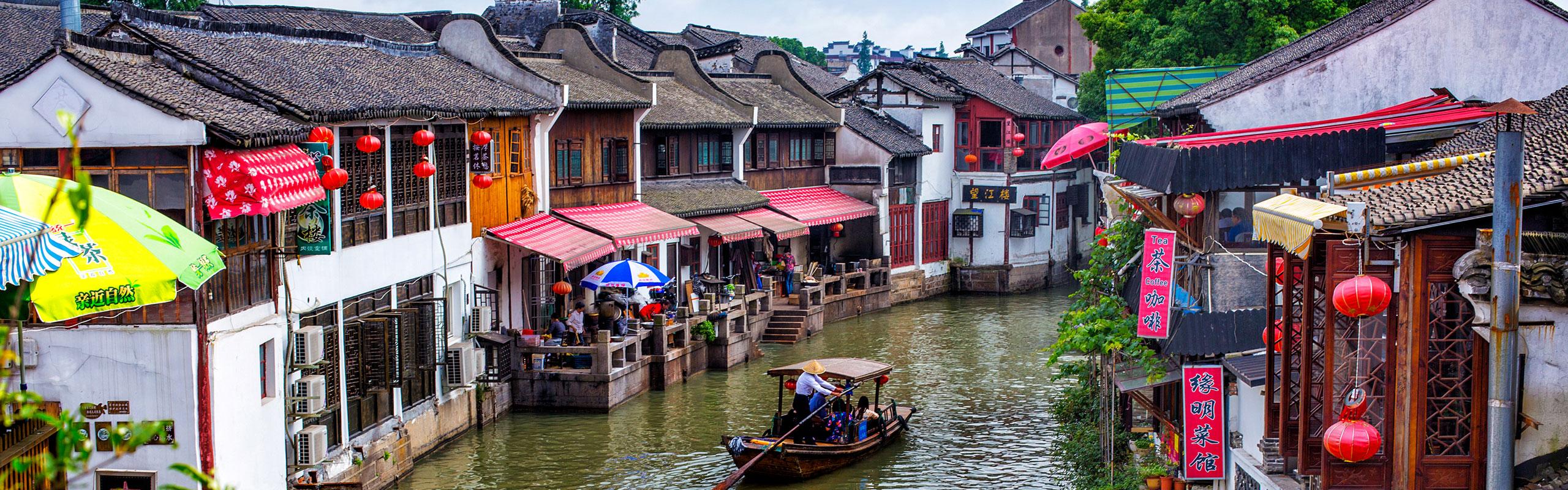 2 Days Shanghai Port Transfer with City & Zhujiajiao Tour