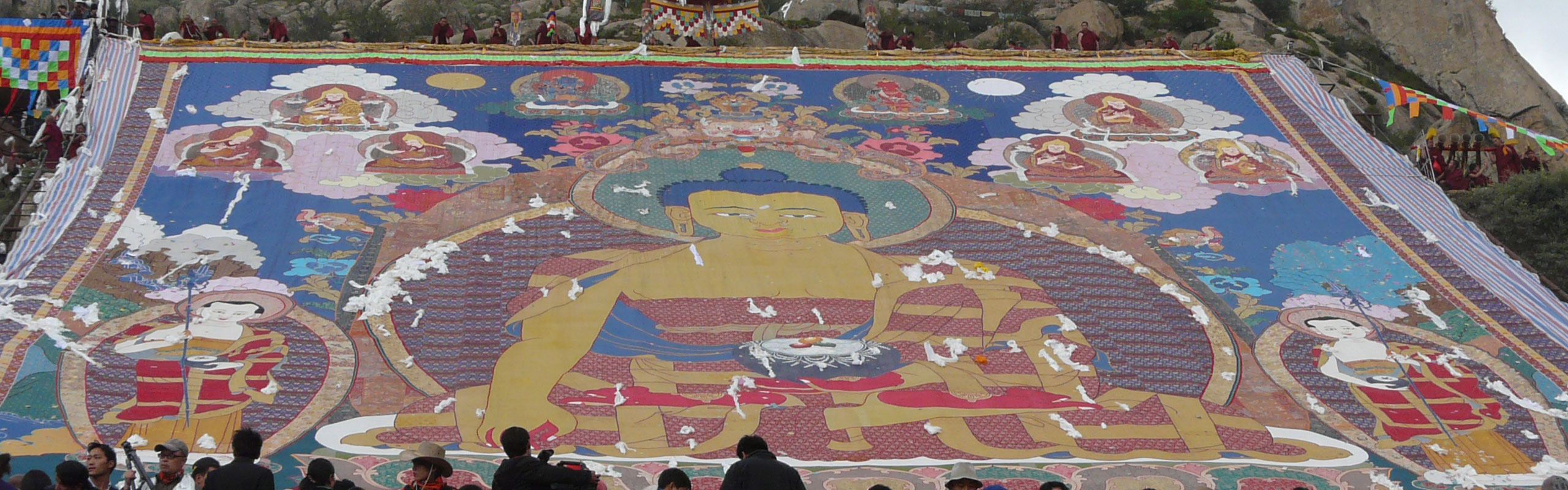 5-Day Tibet Shoton Festival Group Tour
