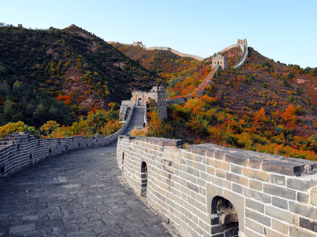 Day tour of the Great Wall