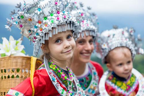 China family travel