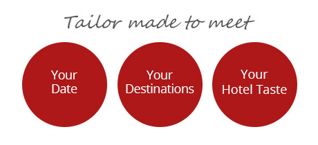 Tailor made your tour