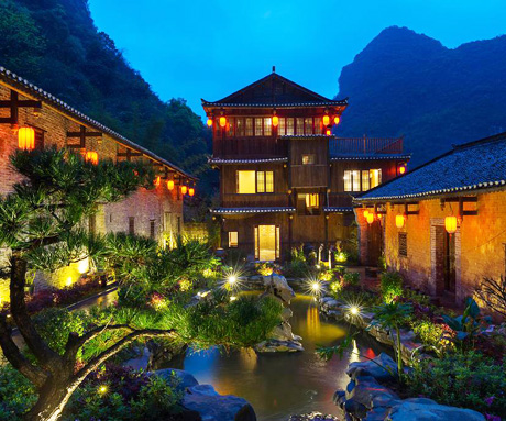 Lijiang Waterfall Hotel