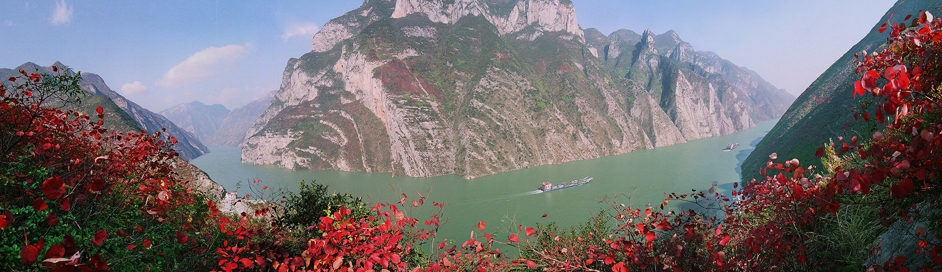Chinese Yangtze cruise