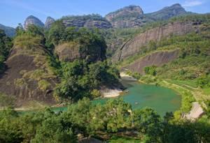 Jiuqi River