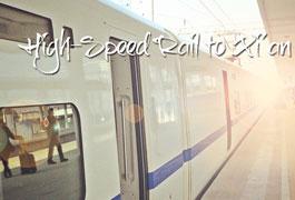 HSR to Xi'an