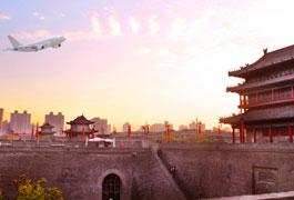 Flight to Xi'an