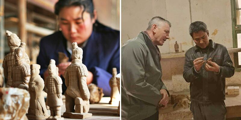 Making the Terracotta Army