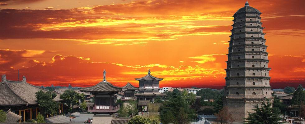 Xi An Ancient Relics To Qianling Tomb And Famen Temple Tour