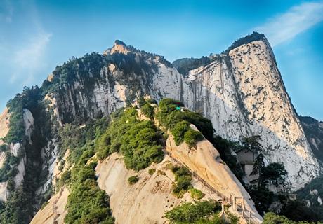 The Mt.Huashan