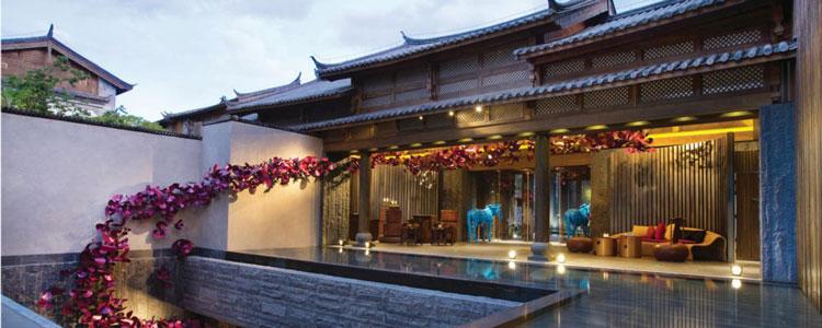 Indigo Lijiang