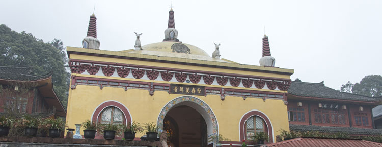 Monastery of Ten Thousands Years