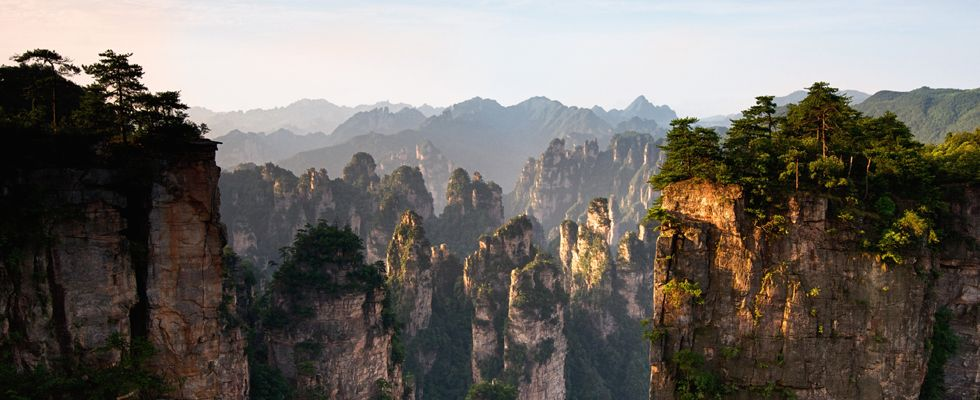 Hiking China Tours