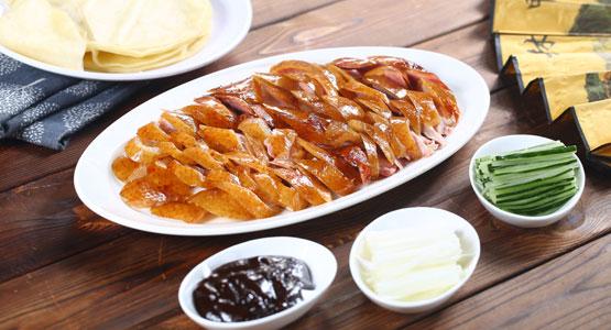 Yummy Beijing roast duck