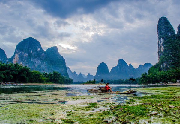 The Li River Landscape