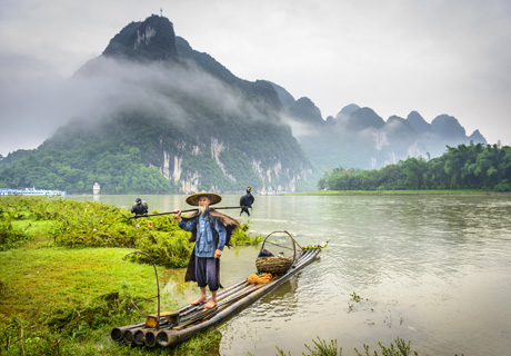 The Li River, China photography tour