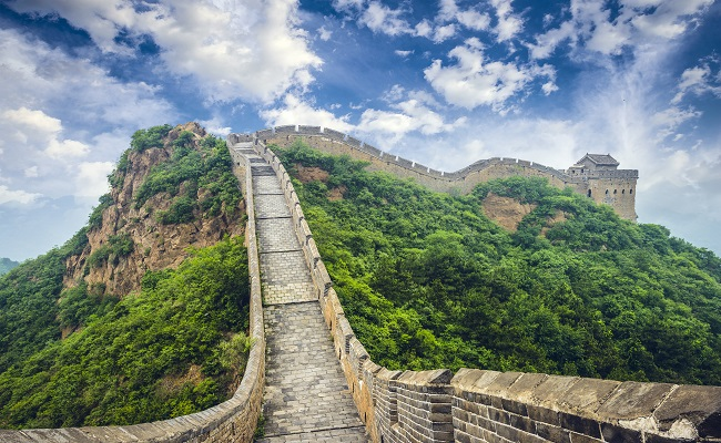The Jinshanling Great Wall