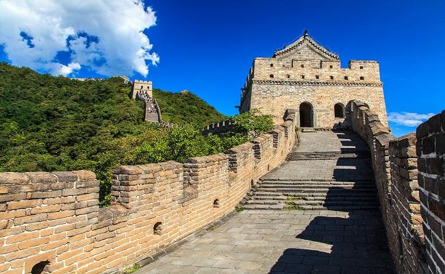 The Mutianyu Great Wall
