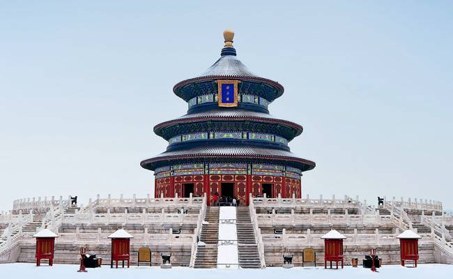 Tour Beijing, Xi'an, and Shanghai