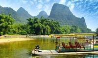 China Family Tour to the Natural Beauty in Guilin