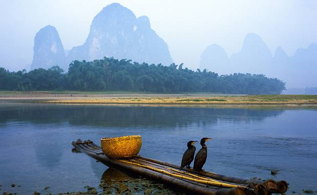 The Li River Scenery