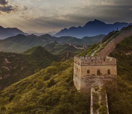 The Great Wall in Beijing, Mutianyu Great Wall