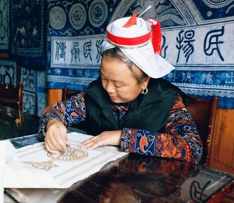 Chinese minority groups in Guizhou, minority festivals