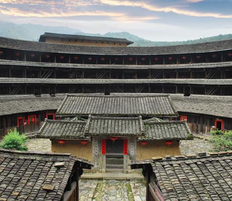 Hakka Castles in Xiamen
