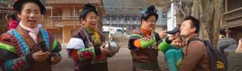 minority miao people