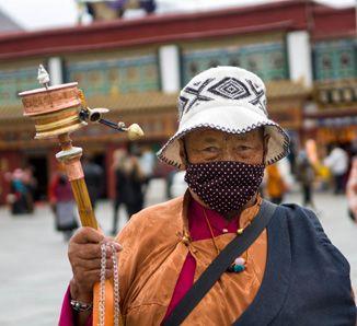 Ciudades Antiguas & Modernas Cobina Tíbet Tour