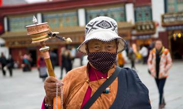 tibetan in lhasa