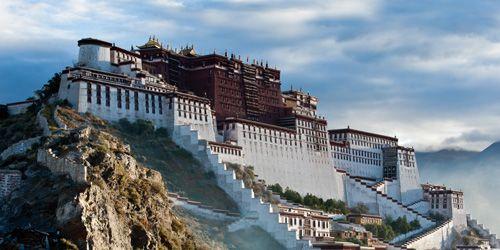 Дворец Потала,туры в тибет