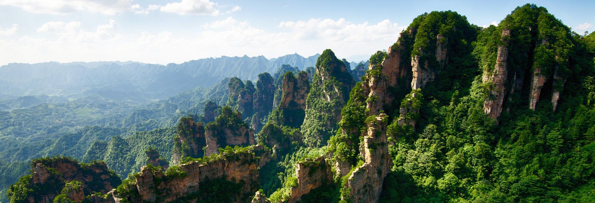 Viajes Zhangjiajie