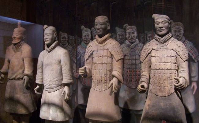 The Terracotta Army Pit 1