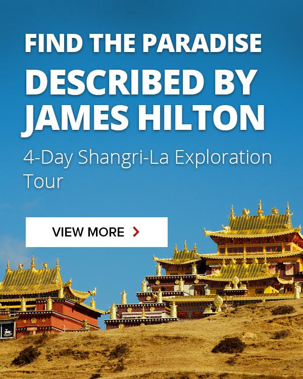 4-day Shangri-la tour