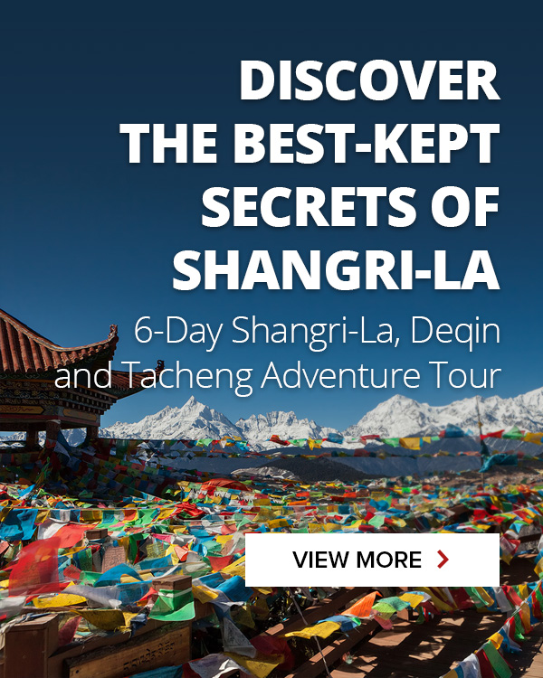 6-day Shangri-la tour