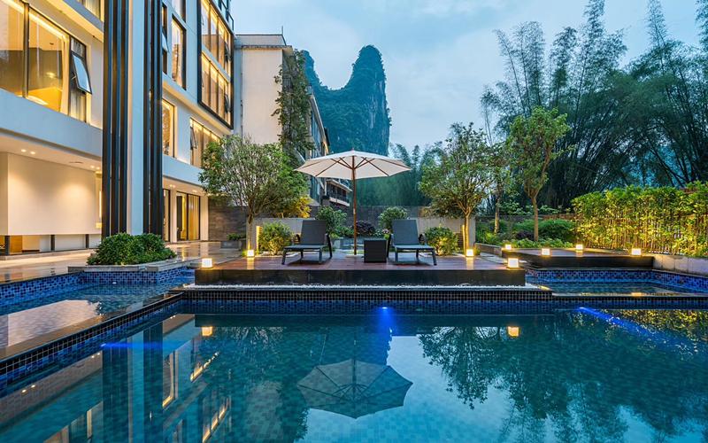 Lihua Chen's Garden Hotel
