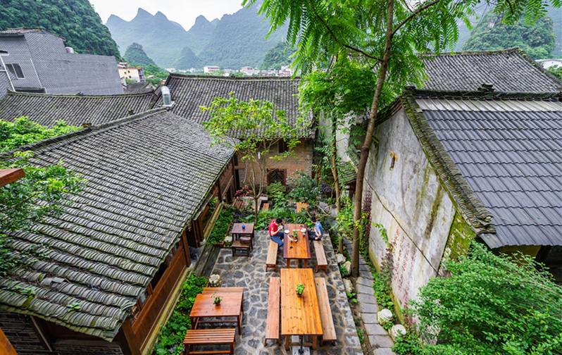 Secret Garden Yangshuo Hotel