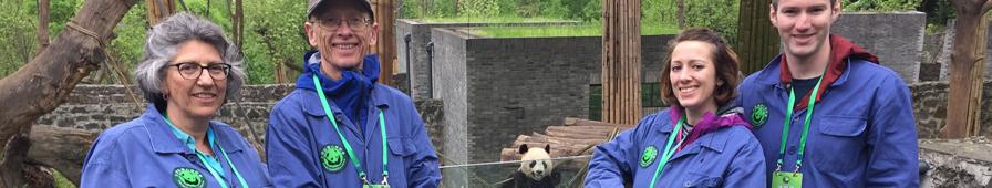 the panda keeper program