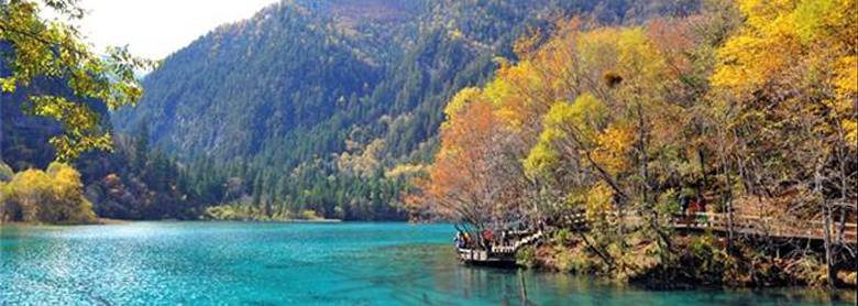 Chengdu article jiuzhaigou photography