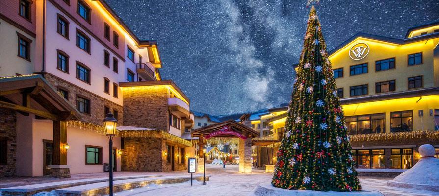 Zhangjiakou Thaiwoo Ski Resort
