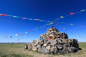 Aobao in Inner Mongolia