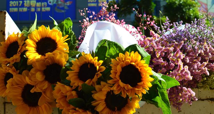 Dounan Flower Market