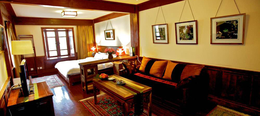 Songtsam Lodge Shangri-la (Lvgu)