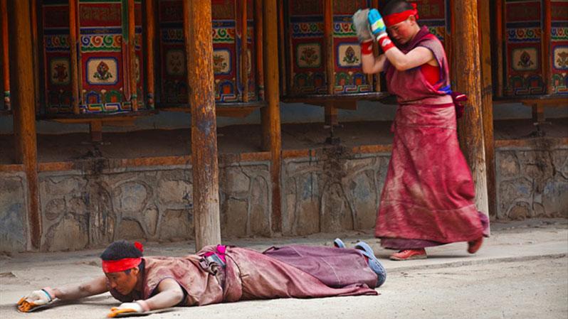 Tibetan Destinations Tibetan People